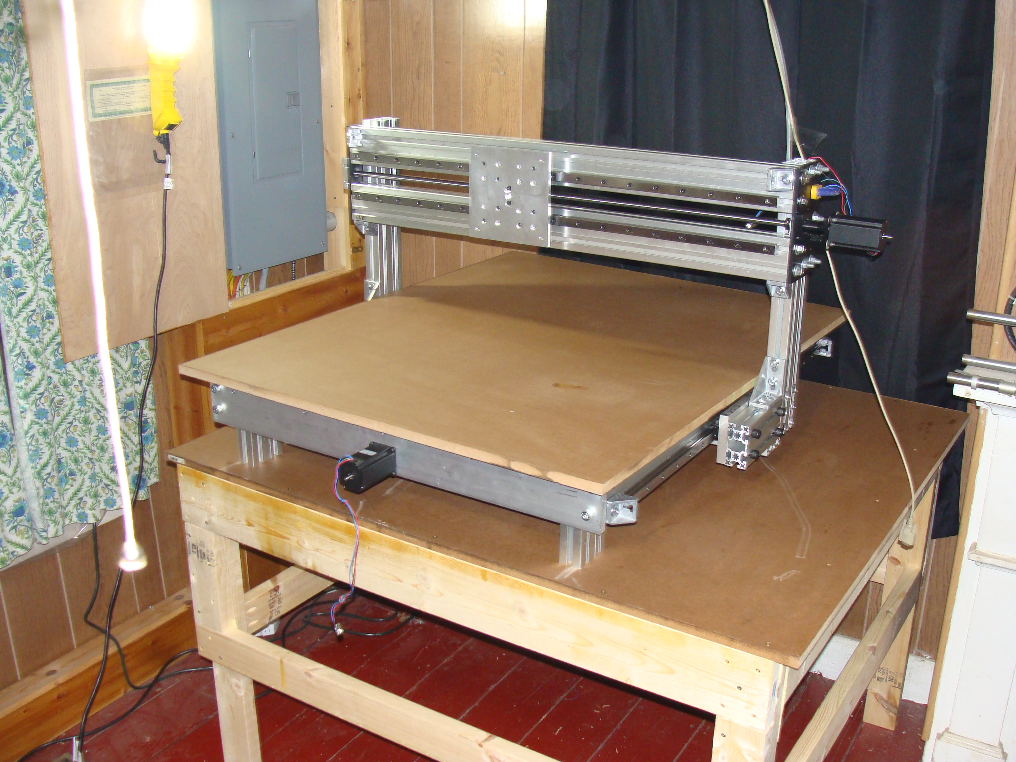 Homemade router table plans -  Momus Cnc Diy Router Plans Biji Us